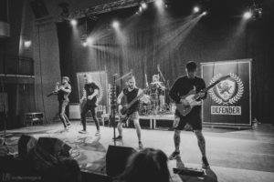 Defender am 5.CastleRockBurgdorf 2018 Rock, Metal, Burgdorf