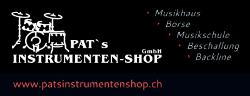 pats instrumentenshop logo
